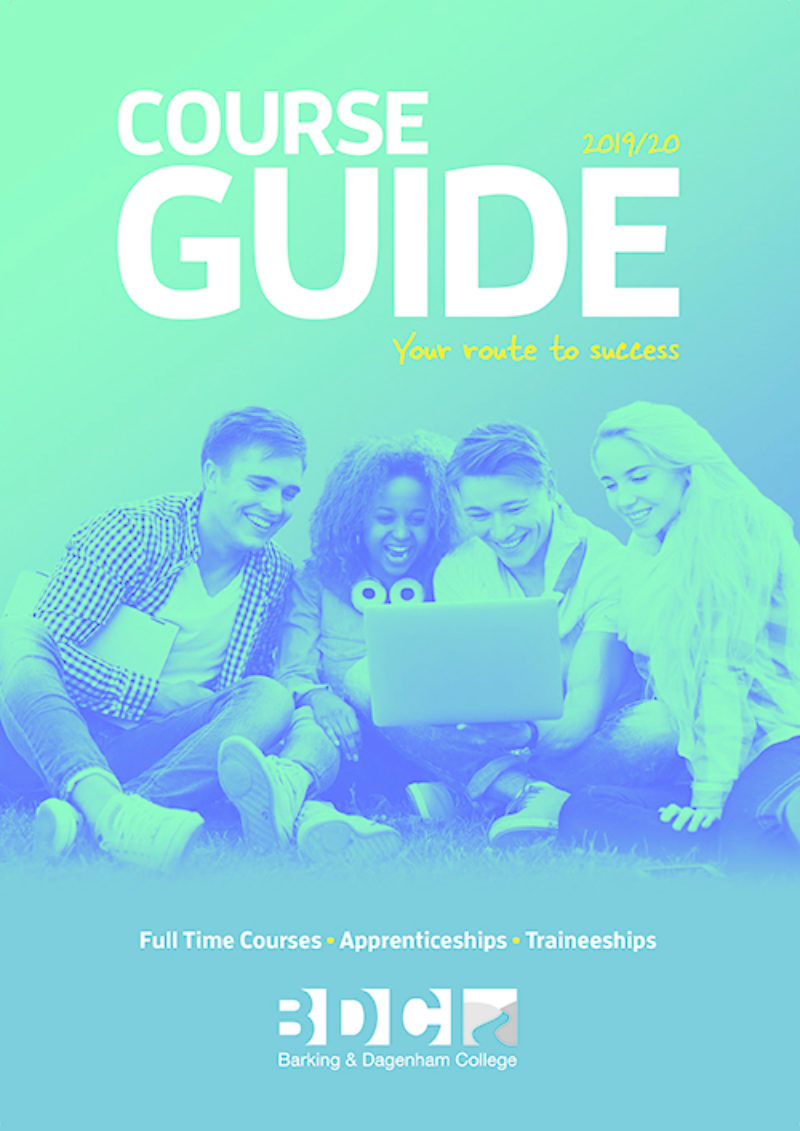 Course Guide Front