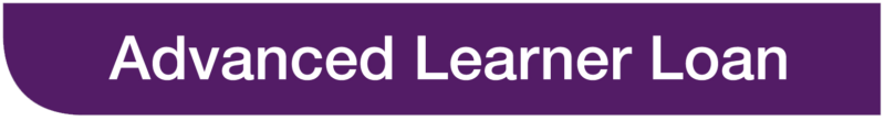 Advanced learning loans logo