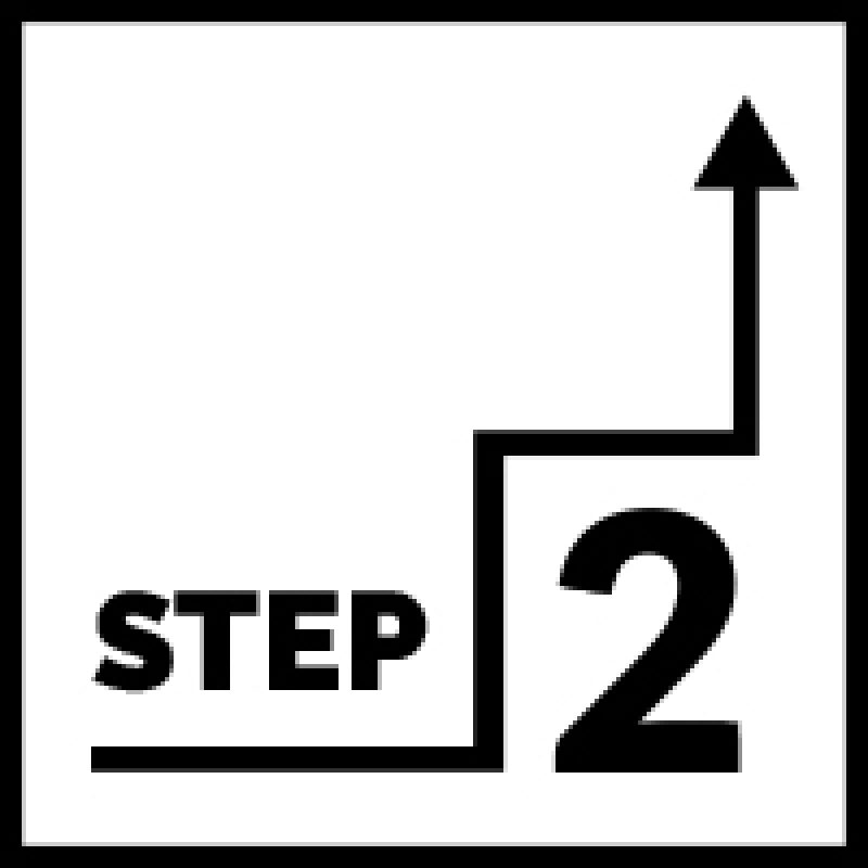 Black step 2